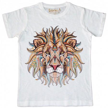 "Maglia Uomo ""Ethnic Lion"""