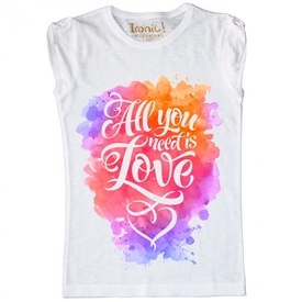 Maglia Bambina All you need is Love