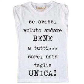 """Maglia Donna """" Taglia unica..."""""""
