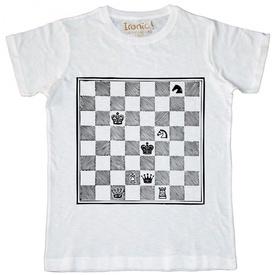 """Maglia Uomo """"Chess"""""""