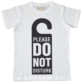 """Maglia Uomo """"Do Not Disturb"""""""