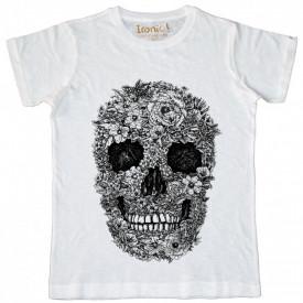 "Maglia Uomo ""Skull Rose"""