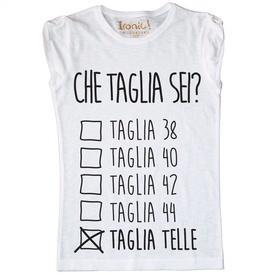 """Maglia Donna """"Tagliatelle"""""""