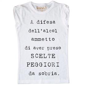 Maglia Donna Scelte Peggiori...