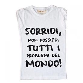 Maglia Donna Sorridi ...