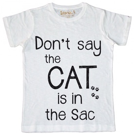 Maglia Uomo Don't say the Cat...