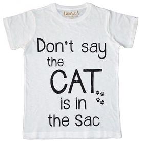 Maglia Uomo Don't say the Cat...