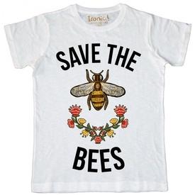 "Maglia Bambino ""Save the Bees"""