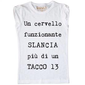 """Maglia Donna """"Tacco 13..."""""""