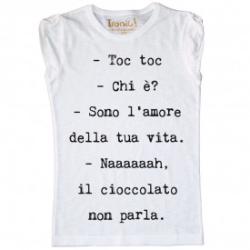 Maglia Donna Toc Toc...