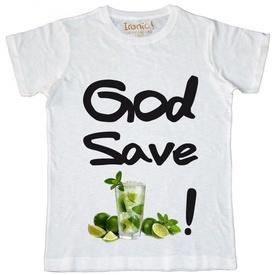 Maglia Uomo God Save Mojito
