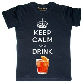 "Maglia Uomo ""Keep Calm and drink Spritz"""