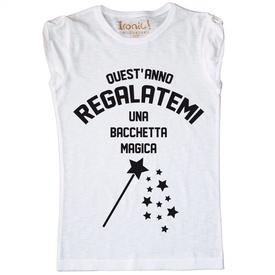 """Maglia Donna """"Bacchetta Magica"""""""