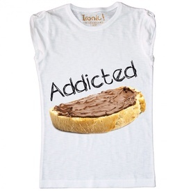 Maglia Bambina Addicted Chocolate