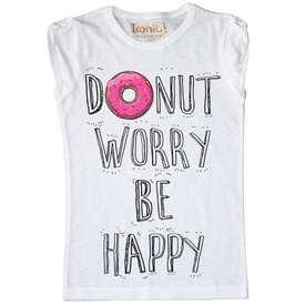Maglia Donna Donut Worry