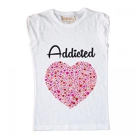 Maglia Donna Addicted Love