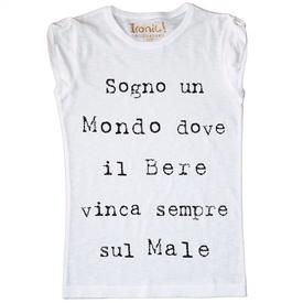 Maglia Donna Sogno un Mondo...