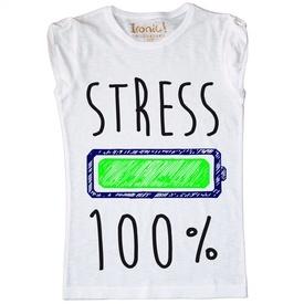 Maglia Donna Stress 100%