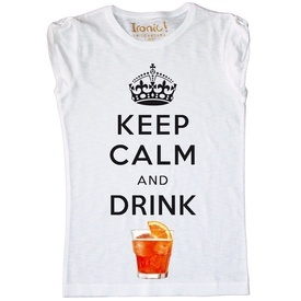 Maglia Donna Keep Calm and drink Spritz