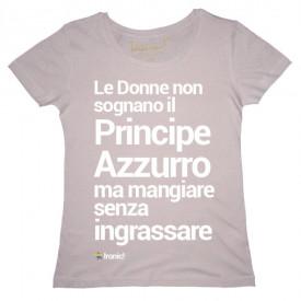 """Maglia Donna """"Le Donne sognano..."""""""