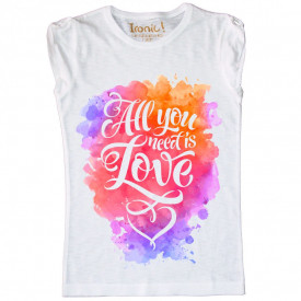 Maglia Donna All you need is Love