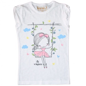 """Maglia Donna """"Fly to Happiness"""""""