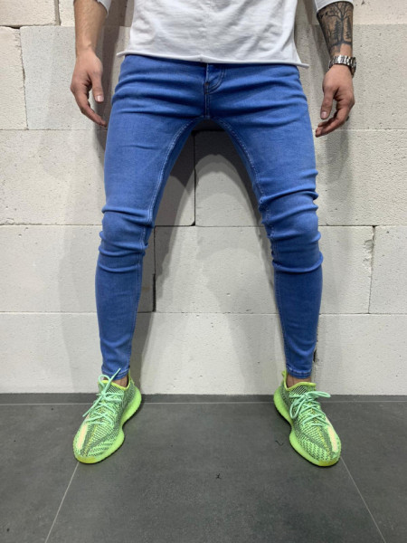 BLUGI SLIM FIT CLASIC BLUE COD : BGAS387