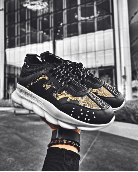 SNEAKERS CHAIN REACTION GOLD COD : PCLG20