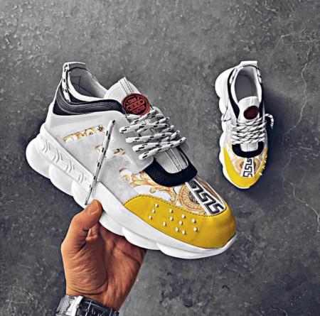 SNEAKERS CHAIN REACTION YELLOW COD : PCLG19