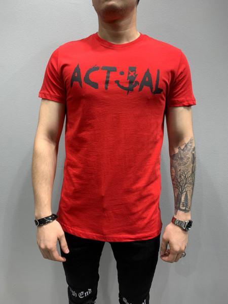 TRICOU ACTUAL RED COD : TSAS172