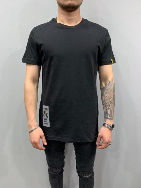 TRICOU HOINAR ZIPPER BLACK COD : TSAS145
