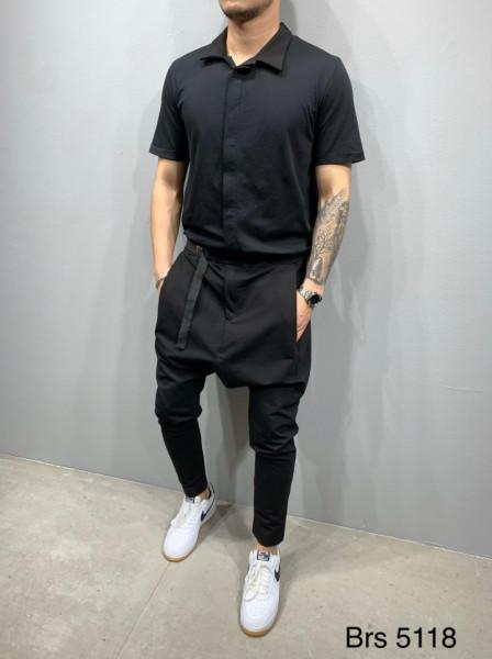PANTALONI BODY STYLE BLACK COD : SLAS18