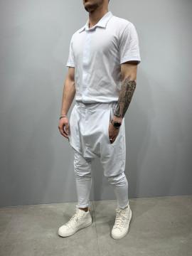 PANTALONI BODY STYLE WHITE COD : SLAS17