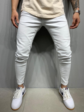 BLUGI SLIM CLASIC WHITE COD : BGAS467