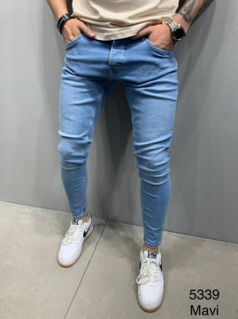 BLUGI SKINNY FIT CLASIC BLUE COD : BGAS457