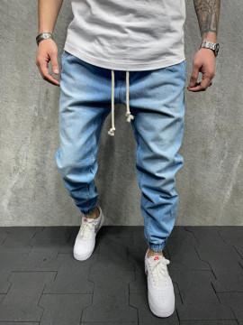 BLUGI SLIM FIT ELASTIC CLASIC BLUE COD : BGAS575(6069)