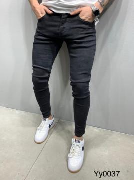 BLUGI SKINNY FIT CLASIC BLACK COD : BGAS451