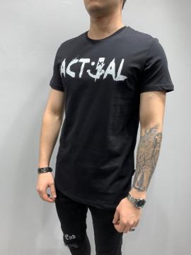 TRICOU ACTUAL BLACK COD : TSAS171