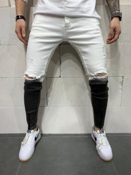 BLUGI ZIPPER BLACK&WHITE #3 COD : BGAS379