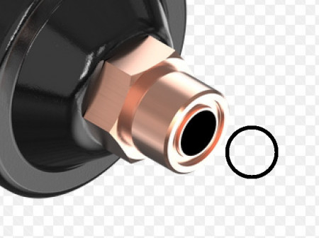filtru deshidrator freon auto dml163fs
