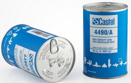 filtru deshidrator freon castel 4490/a