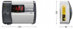 Tablou comanda Pego ECP 200 EXPERT