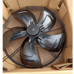 Ventilator refulare D400