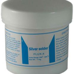 Decapant pasta sudura silver solder