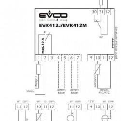 Termostat EVK412M7VXBS