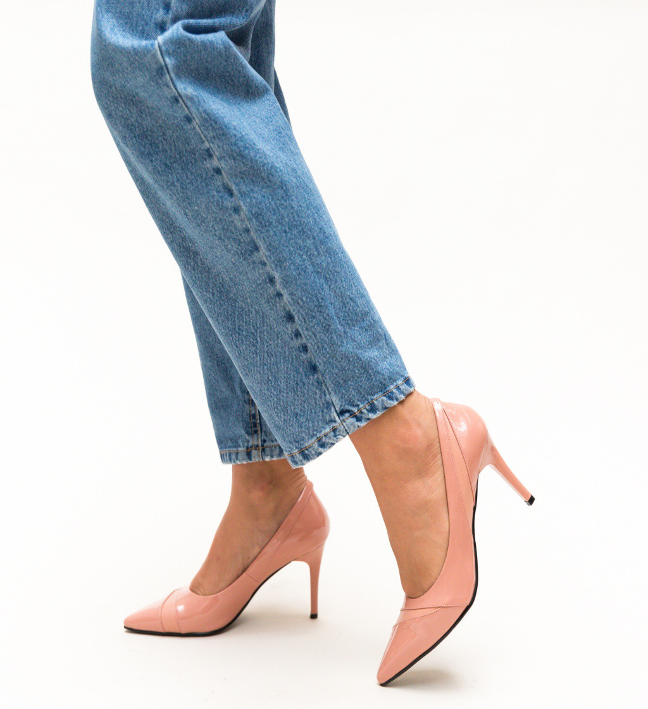 Обувки Lia Розови