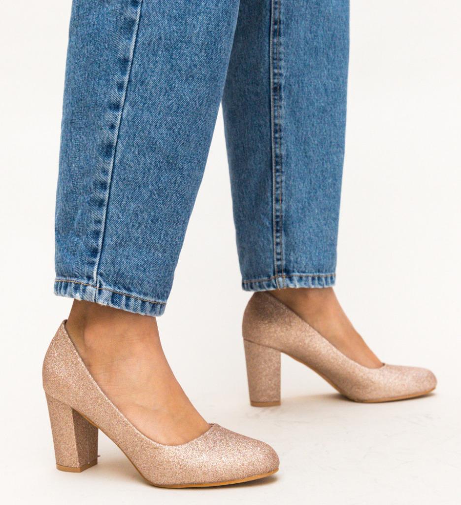 Обувки Habil Розови