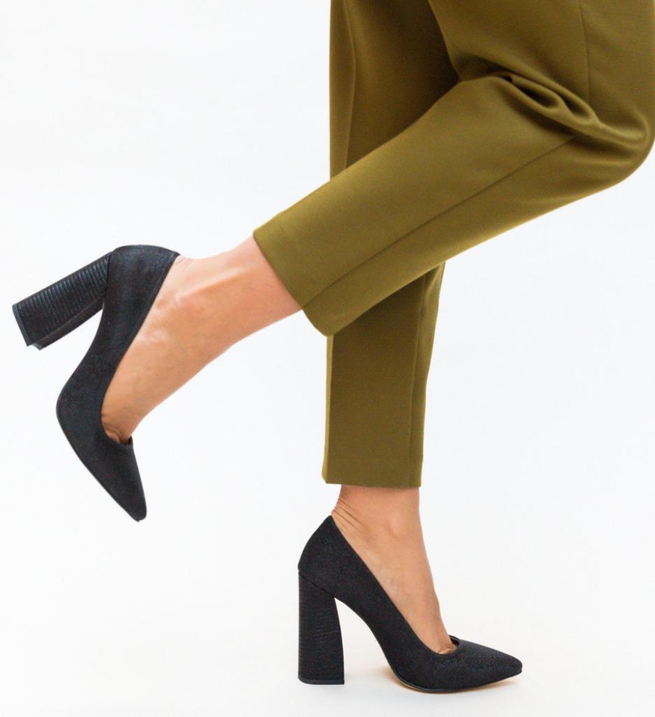Обувки Soreen Черни 2