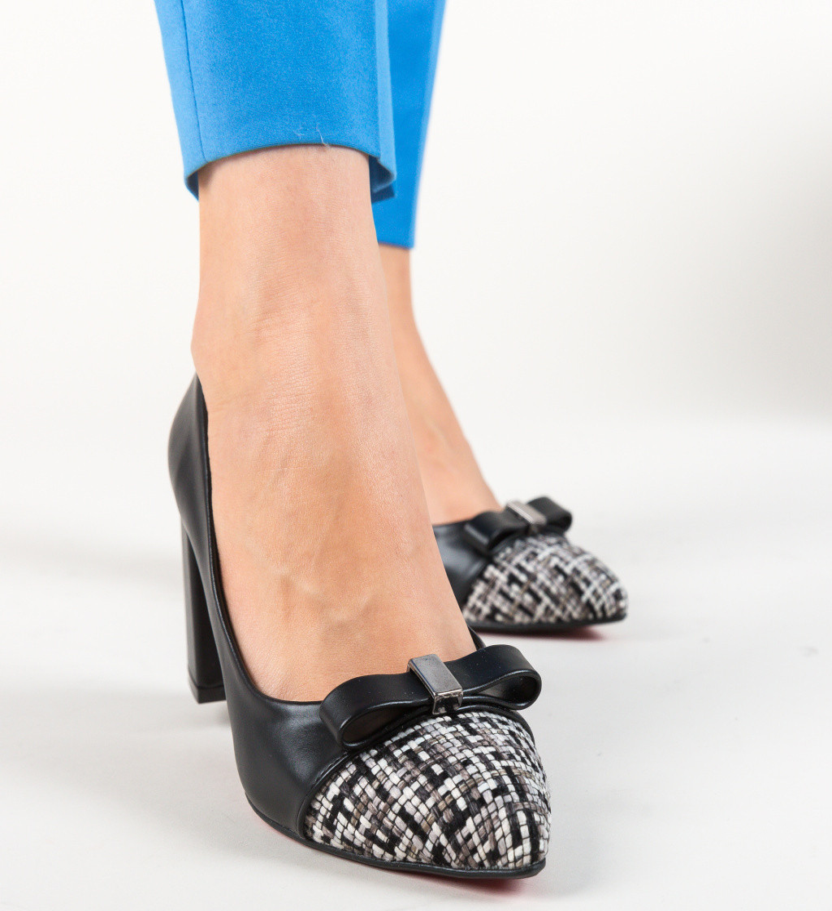Обувки Turkay Черни