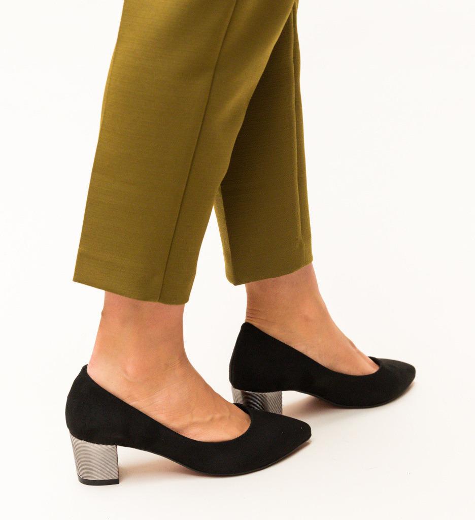 Обувки Richie Черни